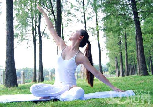 四大瑜伽瘦身法
