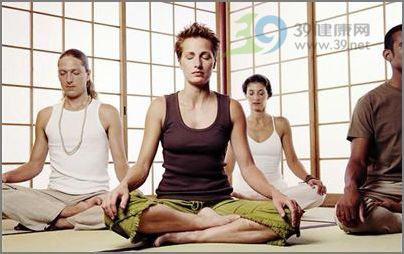 瑜伽初学者