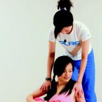 健身瑜伽四动作