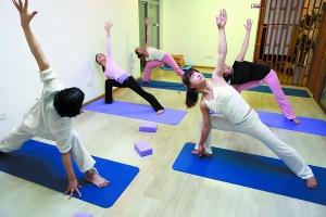 5名天津达人PK印度瑜伽老师(图文)